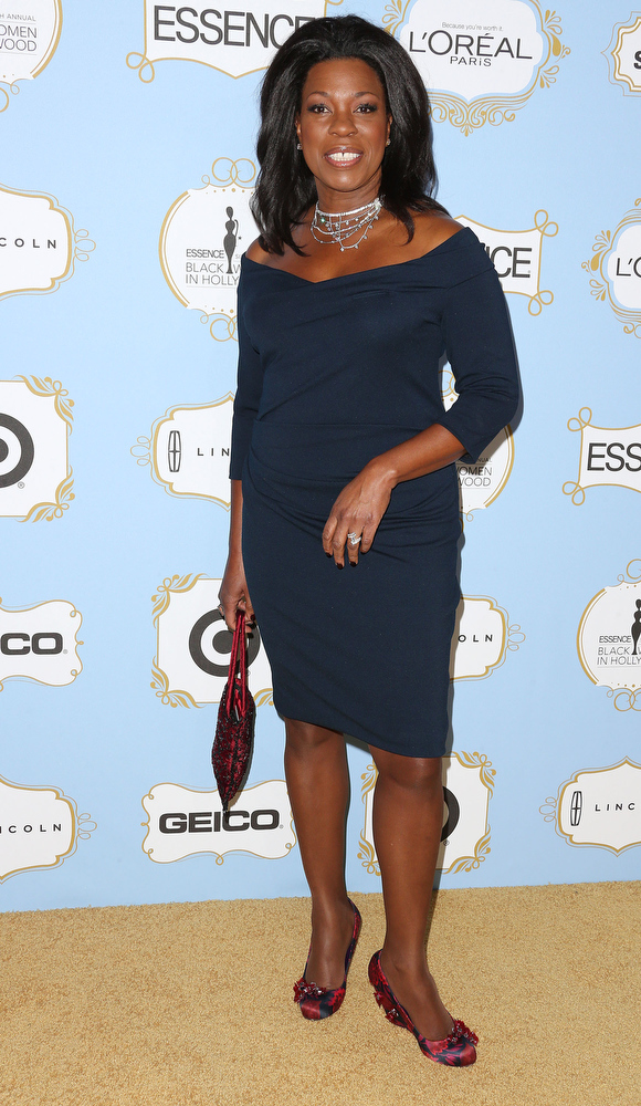 . Actress Lorraine Toussaint attends the Sixth Annual ESSENCE Black Women In Hollywood Awards Luncheon at the Beverly Hills Hotel on February 21, 2013 in Beverly Hills, California.  (Photo by Frederick M. Brown/Getty Images)