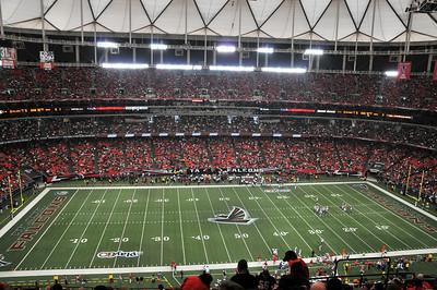 Falcons vs Tampa Bay