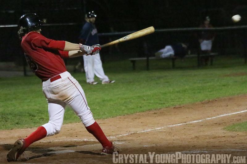 Guelph Royals at Brantford Red Sox June 5, 2015