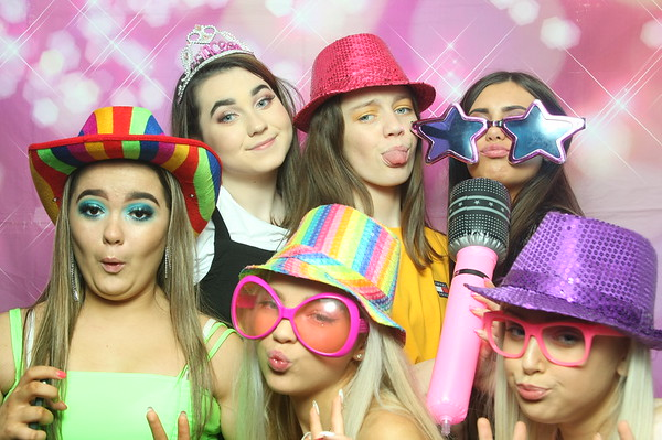 Photo Booth Hire - Cara's 13th Birthday
