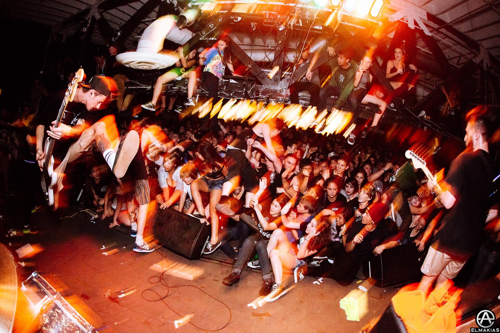Neck Deep live in San Diego by Adam Elmakias