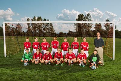 MS Boys Soccer