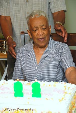 """Happy """"80th"""" Birthday, Mae Adams!"""