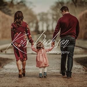 Noreen, David & Sienna