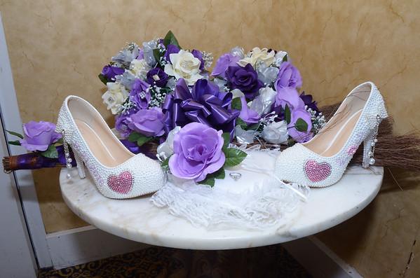 BRIDE&GROOM PREP