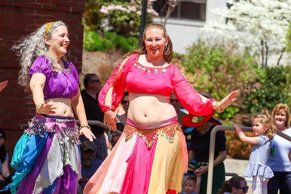 2014 Rossini Festival - Oasis & Sangria Dancers