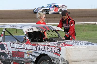Wakeeney Speedway 8-9-15