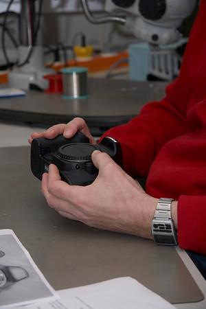 Modificatie Canon 40D