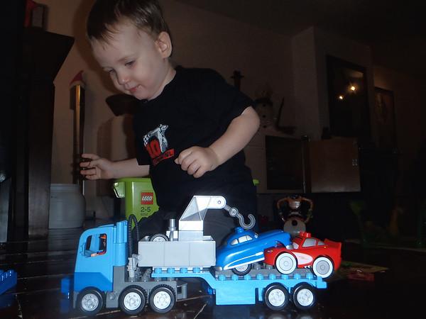 Lego wedstrijd 2012