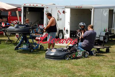 Fair Go Kart Races 2012