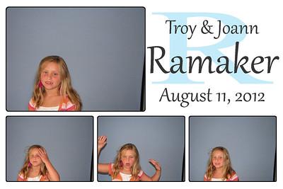 Troy and Joanne Wedding