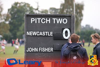 Match 18 - RGS Newcastle v John Fisher