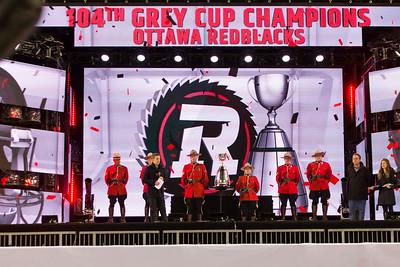 20161127 Grey Cup Gameday, Stampeders vs Redblacks