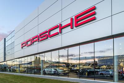 Porsche Edinburgh