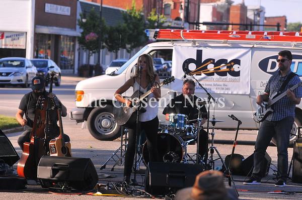 07-11-19 NEWS Diana Chittester Band