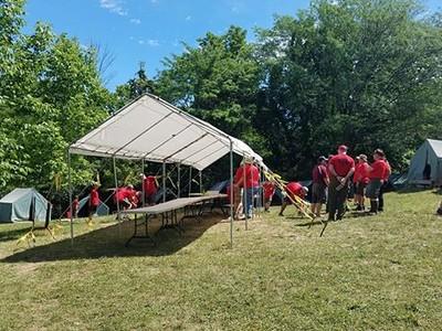 2017 Camp Geiger