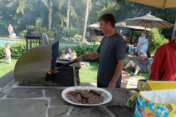 Annual Oakland apostolate picnic (August 11, 2018)