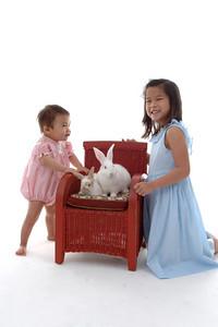 Newell Girls Easter