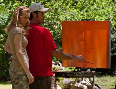 Pleine Air Paint Out 2010