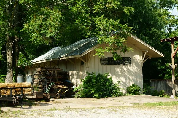 Arkansas Depots
