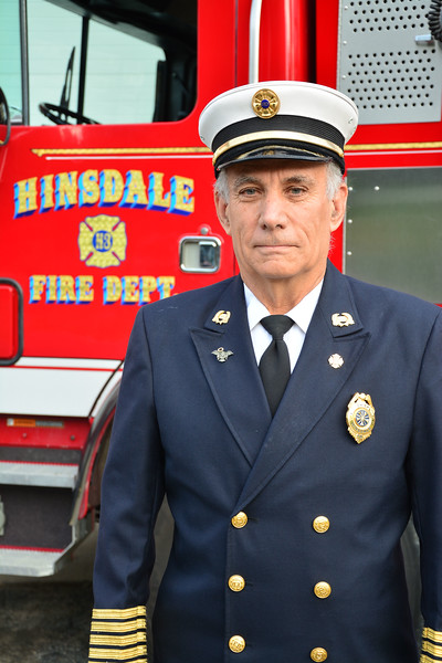 Hinsdale Fire Chief Larry Turner retires - 070219