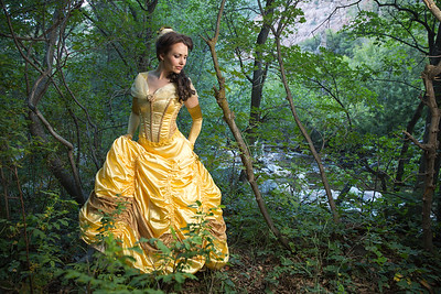 Belle in the Woods