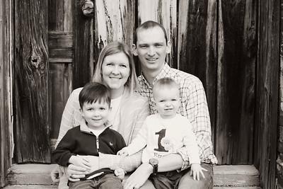 Jones Family Photos 2015