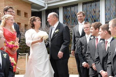 John & Pauline wedding