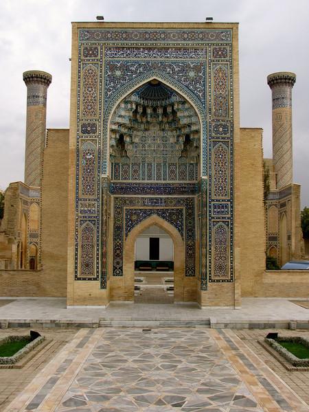 The Amir Timur (Tamerlane) Mausoleum