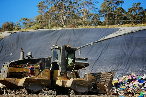 City of Newcastle Landfill Australia