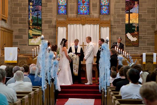 Ceremony - Jessica and Matt