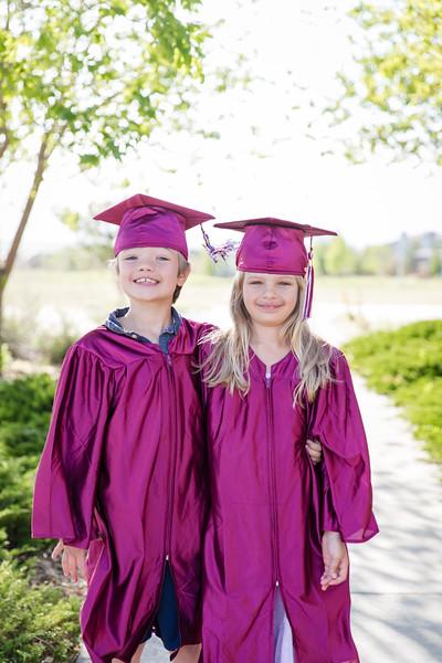 Vista Ridge Academy Graduation 2020
