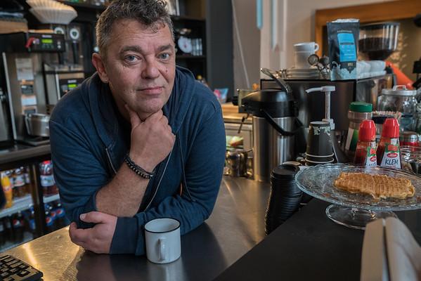 Trond henriksen- Til Fredrikstad blad