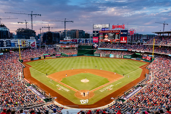 Nationals Park - MLB
