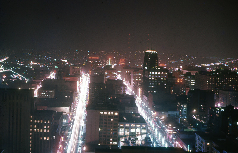 004-Looking North From Smith Tower 3-17-57.jpg