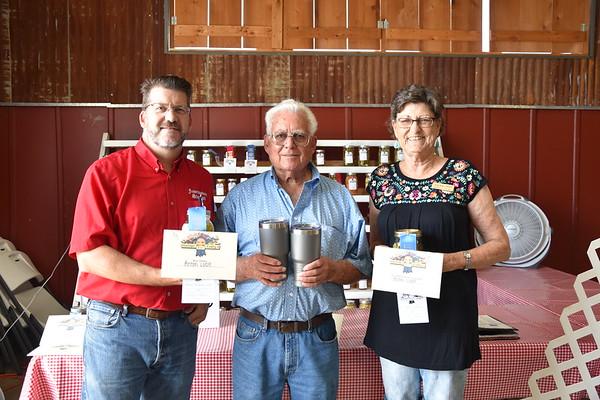 FAIR-Exhibition Hall winners
