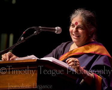 An Evening With Dr. Vandana Shiva
