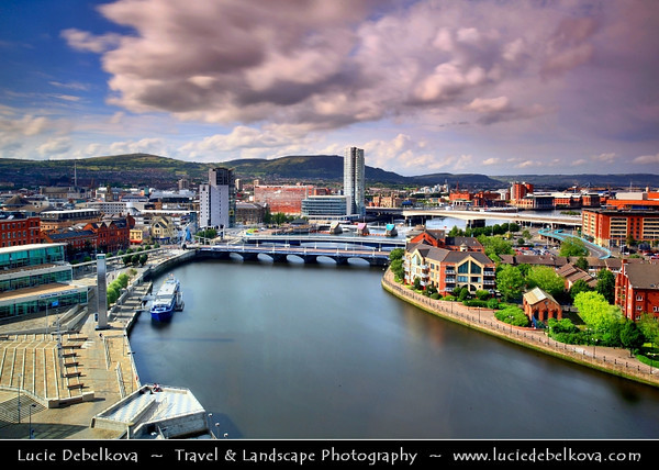 UK - Northern Ireland - Belfast