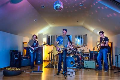David Fairley LKMY Band