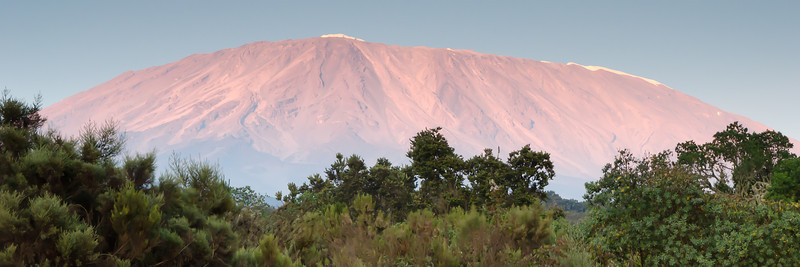 Africa Day 5 (Mt. Kilimanjaro)