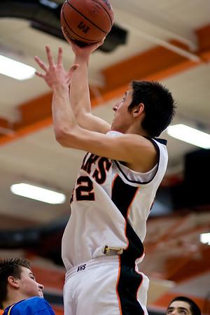 Basketball MHS vs Turlock Jan 9 2009