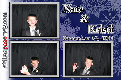 Nate & Kristi's Wedding