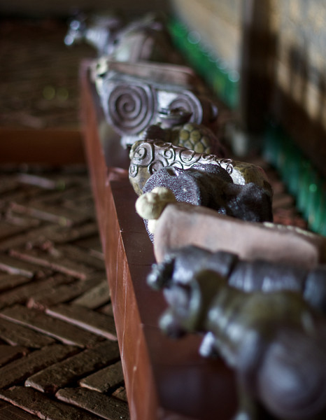 Detail: Hmong Mountain Retreat