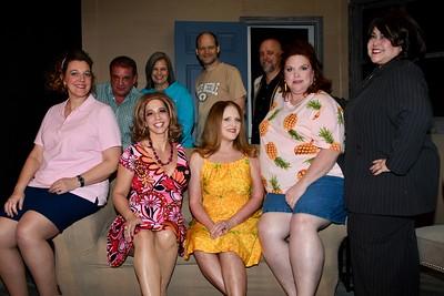 3-19-2019 Dixie Swim Club Dress Act 1 @ Runway Theatre