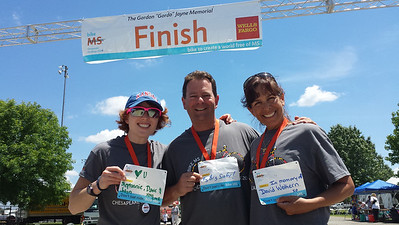 Bike MS: Chesapeake Challenge 2014