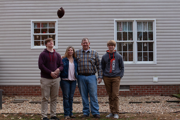 Lindghem Family