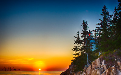Acadia National Park and Area