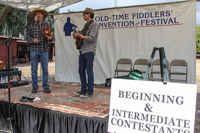 Fiddle Festival Contestants and Winners