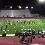USBands Marching Contest @ A&M Consolidated 10/11/2014