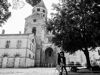 Leïla Martial & Valentin Ceccaldi / Jazz Campus en Clunisois